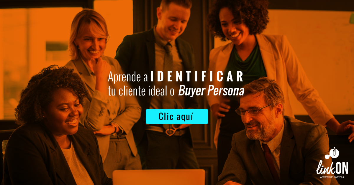 Identifica tu buyer persona con LinkON